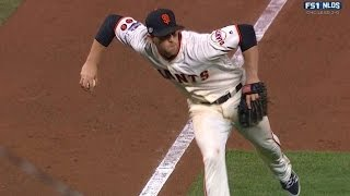 Video CHC@SF Gm3: Gillaspie makes a great barehanded play download MP3, 3GP, MP4, WEBM, AVI, FLV Juli 2018