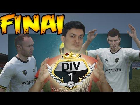 FIFA 16 - Ultimo Episodio - MUCHA TENSIÓN en PRIMERA DIVISION