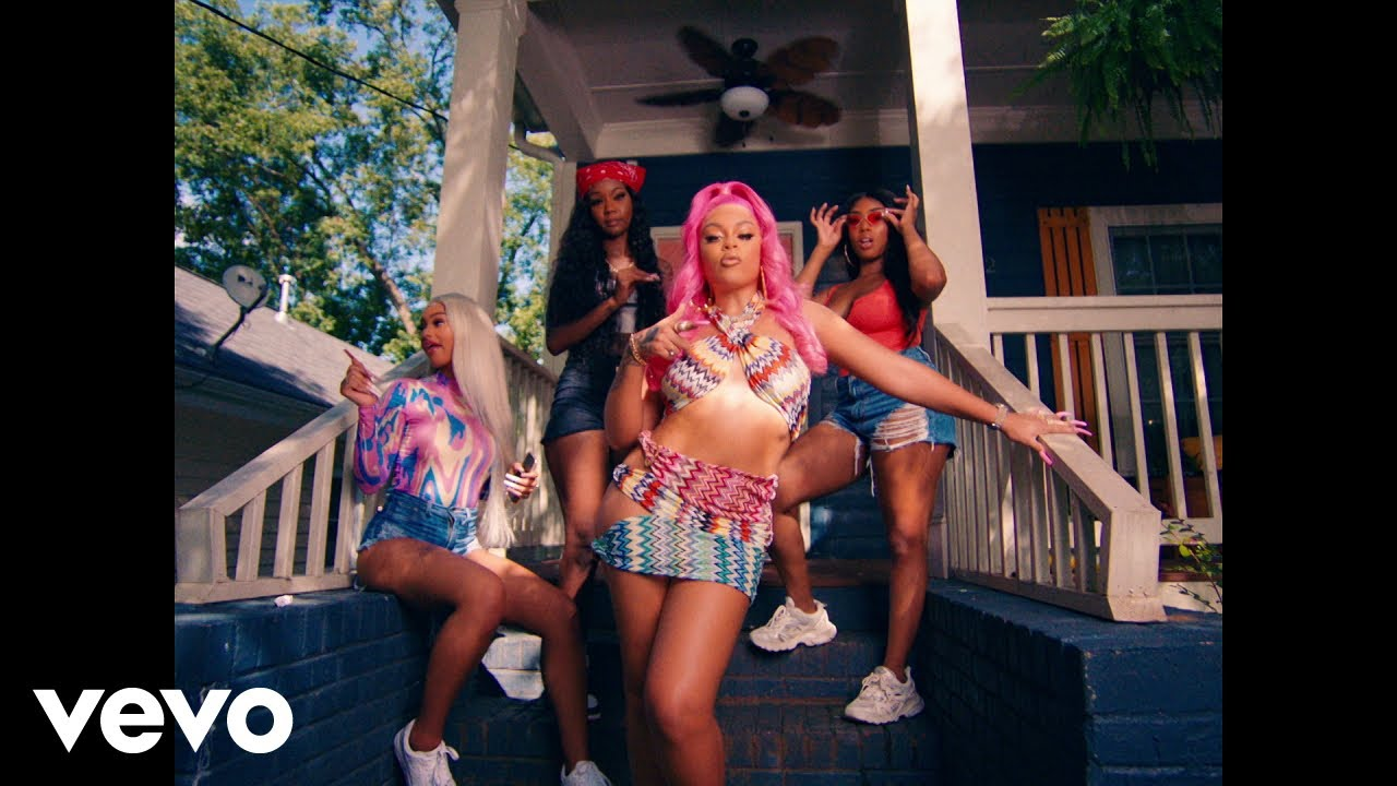 Mulatto - In n Out (Official Video) ft. City Girls
