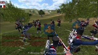 Napoleonic Wars - Line Battle #31 91st Vs. 92nd 30.10.12