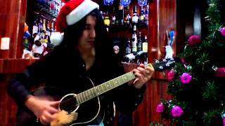 Feliz Navidad [I wanna wish you a Merry Christmas]  (Guitar Fingerstyle)