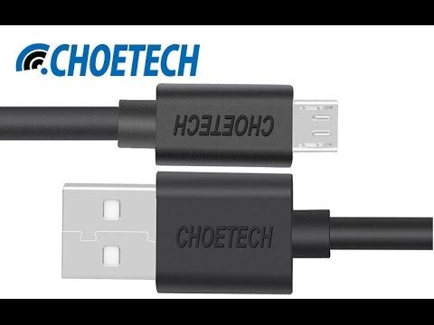 Тест кабелей CHOETECH на нагрузку в 3А / Test CHOETECH cables to the load 3A