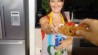 Fruit & Oat Cookies : Nut Free, Sugar Free, Dairy Free, Wheatf Ree, Egg Free