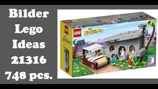 Bilder Lego Ideas - Familie Feuerstein - The Flintstones