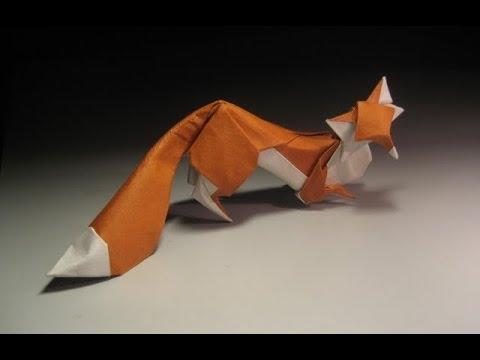 Origami Fox-Hoàng Tiến Quyết