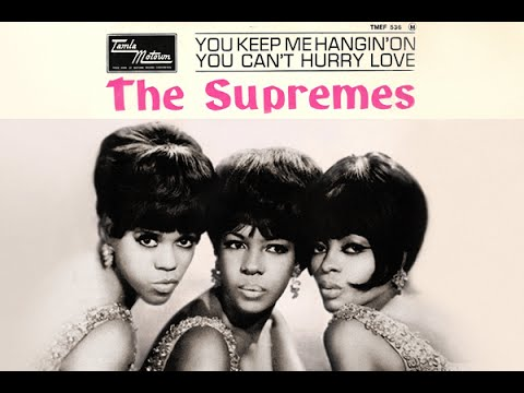 The Supremes - You Cant Hurry Love (Chords)