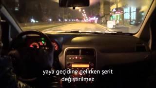 Gece Otomobil Nasıl Kullanılır - osman çakır