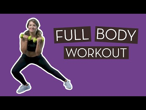At Home Full Body Workout}