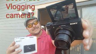 Best video Vlogging camera? Sony Cyber Shot DSC - HX90V