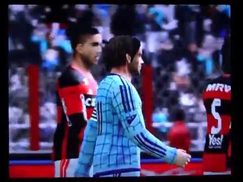 Flamengo vs. Sporting Kansas City (FIFA Club World Cup PS2)