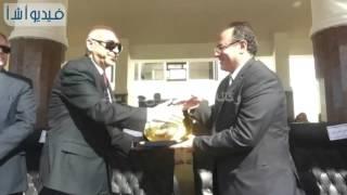 بالفيديو: مدير أمن البحيرة فى رسالة للرئيس السيسي: مستمرون في القضاء على الإرهاب