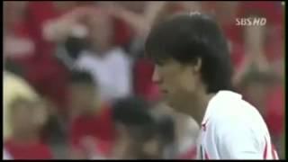 mix]2002 한일 월드컵 8강 한국 스페인 승부차기 영상 홍명보등