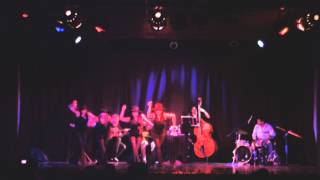 Limehouse Blues- Las Baby Fosse & Mood Swing (Down With Love 16/12/2012)