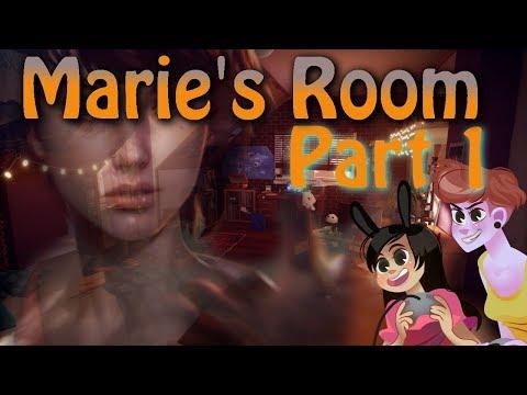 Life is Strange Inspired Game   Marie's Room   2 Girls 1 Let's Play Walkthrough Gameplay Part 1