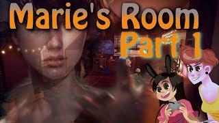 Life is Strange Inspired Game | Marie's Room | 2 Girls 1 Let's Play Walkthrough Gameplay Part 1