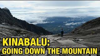 KINABALU ep7 Going Down The Mountain Ernest Ng Bro