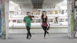 Irish Dance Choreography for Igudesman's Concerto for 4.5 Violins
