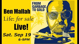 Life for Sale Live! Ben Mallah…