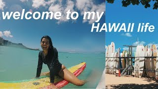 my dream summer day in hawaii vlog :-)