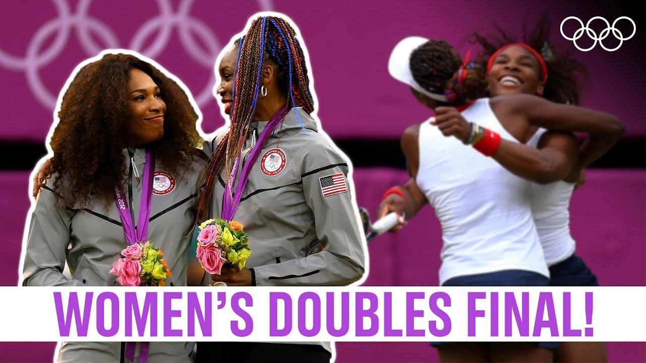 Download 🇨🇿🆚🇺🇸Women's Tennis Doubles Final in London! 🎾