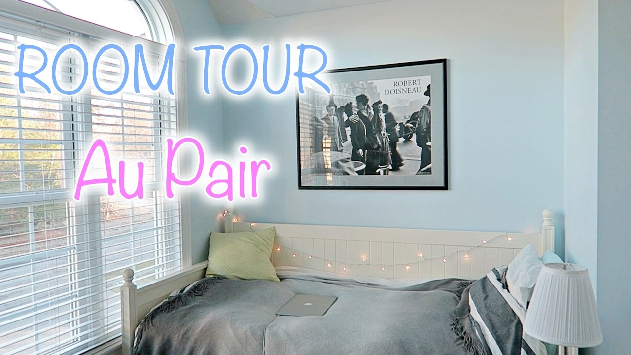 Room Tour  Au Pair Bedroom  YouTube