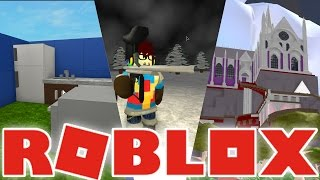 Repeat youtube video ROBLOX SHOWCASE: Paintball Fight, Swords, Huge Castle