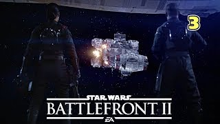 Star Wars: Lets Play Star Wars Battlefront 2 Einzelspieler Kampagne Teil 3 [Star Wars Basis zockt]