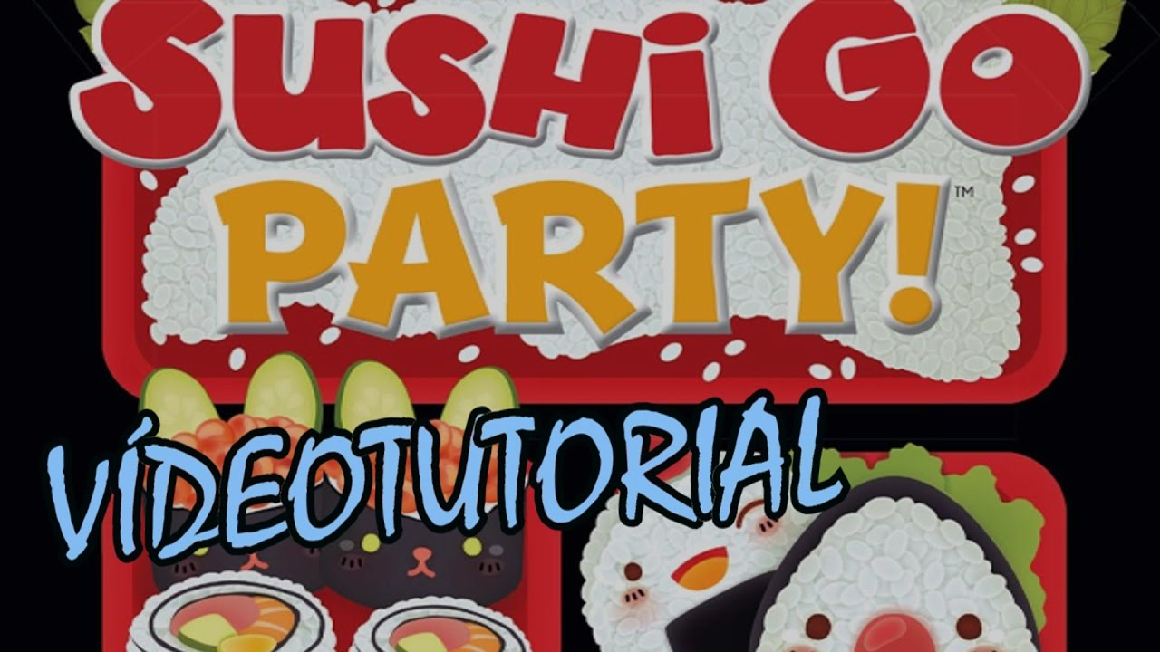 Sushi go party juego de mesa rese a aprende a jugar for Viciados de mesa