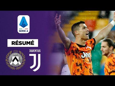 Résumé : Doublé pour Cristiano Ronaldo, grand héros de la Juventus !