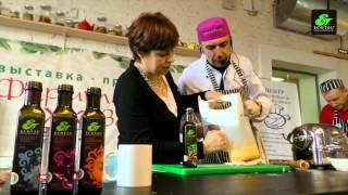 ECOTAU салат Вольфдорский с сельдереем, грецким орехом и яблоком от шеф повара Константина Балаханов