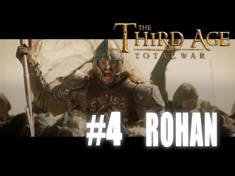 Third Age: Total War - Divide & Conquer 2.1 - Rohan Campaign #4