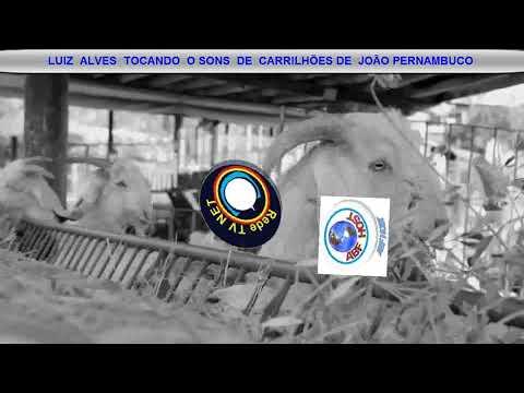 LUIZ  ALVES  NA  TV: SHOW EM PRAÇA PÚBLICA