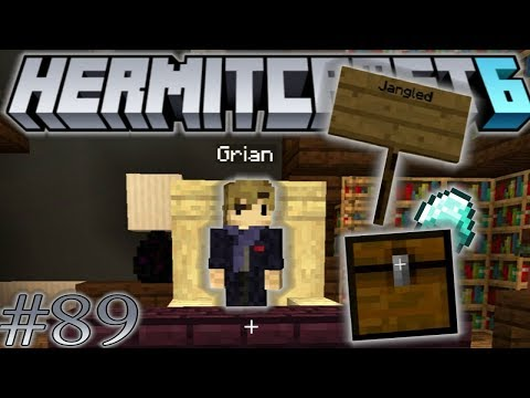 Hermitcraft VI - Sherlock Grian & The Lost Diamonds!  - Let's Play Minecraft 1.13 - Episode 89