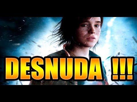 Beyond Dos Almas Descubren A Ellen Page Desnuda Wtf