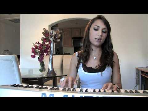 """Me singing """"Skyscraper"""" By Demi Lovato (Cover) #BamaJam"""