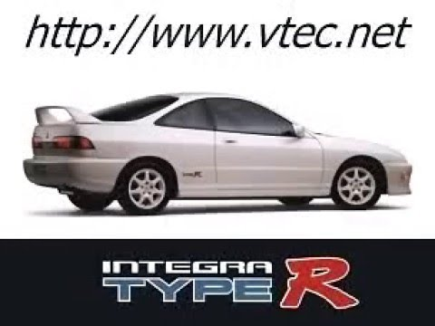 Temple Of Vtec >> Temple Of Vtec Acura Integra Type R Racing In Rain Youtube