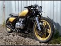 Honda gl 1100 cafe racer Gold Wing