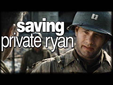 saving private ryan movie analysis