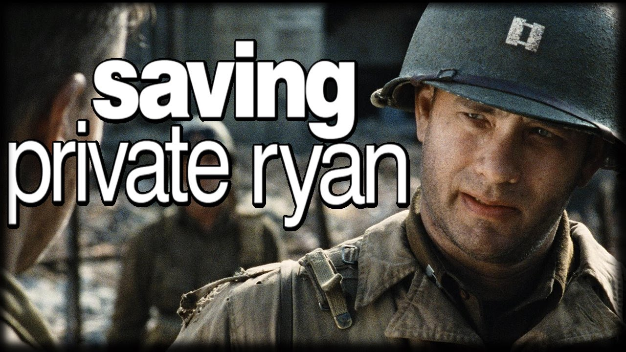 Saving private ryan creative writing essay