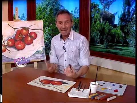 Diego Raimondo  - Bienvenidas TV - Cuadro de Tomates