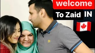 Welcome To Zaidalit In canada /VLOG