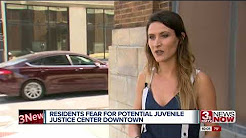 Residents fear for potential juvenile justice center downtown