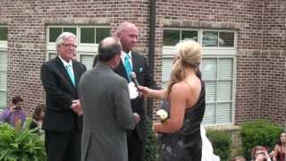 Greg and Erica Lesniewski Wedding
