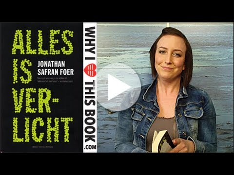 Liedeke over Alles is verlicht - Jonathan Safran Foer - YouTube