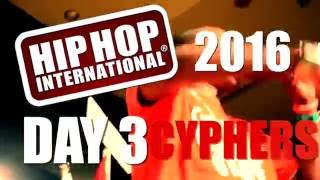 Larry (Les Twins) & Friends | Cypher | Monster Products | #HHI2016 | #sxstv
