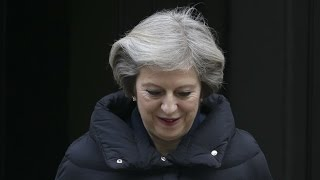 Brexit: PM May
