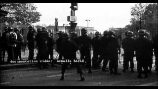 La Haine - burning and looting