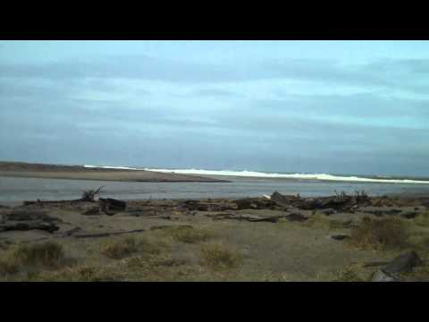 Tsunami Siletz Bay Taft Lincoln City Oregon Coast