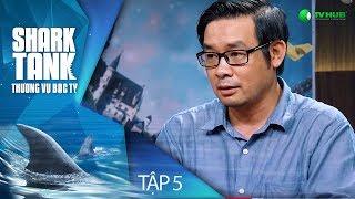 Tiến Sỹ Công Nghệ Hàng không Gọi Vốn 27 Tỷ | Shark Tank Việt Nam Tập 5 [Full]