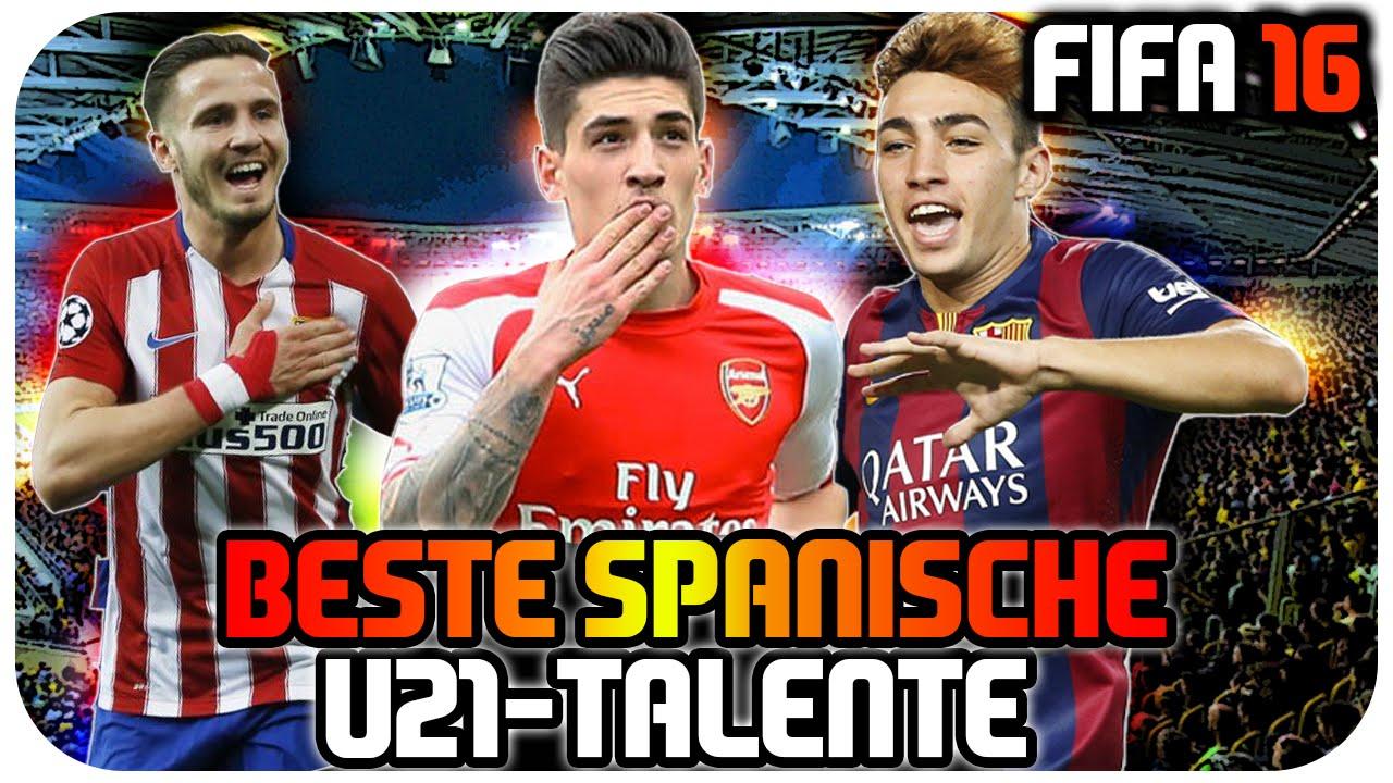 Talente Fifa 16